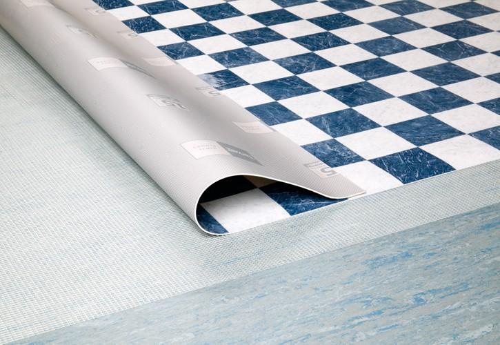 Trockenverklebung  Teppich  Nowak